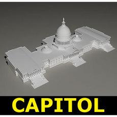 Capitol 3D Model