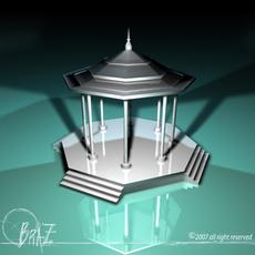 gazebo 3D Model