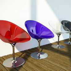EroS Chair 3D Model
