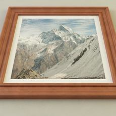 Picture Frame Style A 3D Model