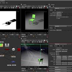 3D Shadows for Nuke 0.0.1