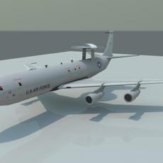 10 C-141  awaks 3D Model