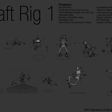 Craft Rig for Xsi 1.0.0