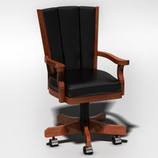 Executive chair 3D Model