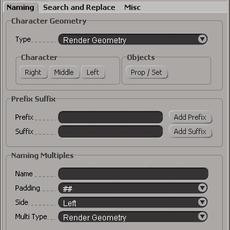 ET_Naming for Xsi 1.4.0 (xsi plugin)