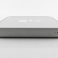 Apple TV 3D Model