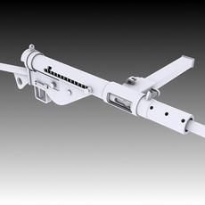 Sten Mark II 3D Model