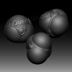 Bundles 3D Model