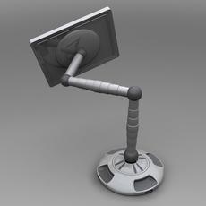 MAGIC SCREEN TV 3D Model