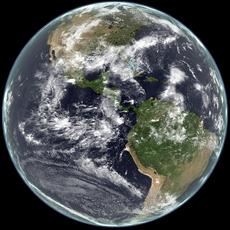 The Earth 3D Model