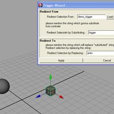 Trigger Setup Wizard for Maya 1.2.1 (maya script)