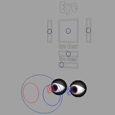 Advanced Eye Rig w/Nodes - Getting Eyelids to follow the Eyes
