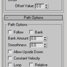 Path Node Offset Tool for 3dsmax 1.0.0 (3dsmax script)