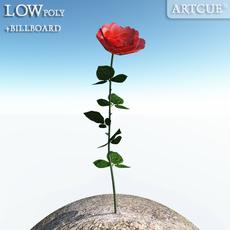 flower 001 3D Model