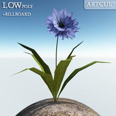 flower_003 3D Model