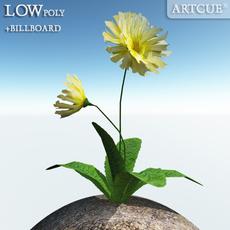 flower 005 3D Model