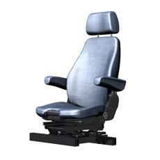 Car - Truck - Seat witch attachment 3D Model