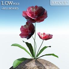 flower 013 3D Model