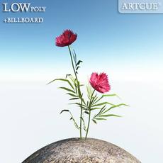 flower 017 3D Model