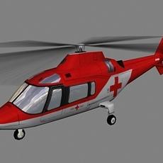 Agusta V6 3D Model