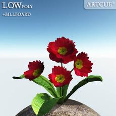 flower 024 3D Model