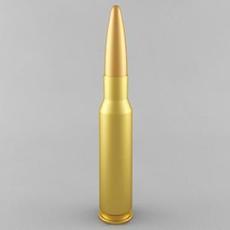 5.45x39 Cartridge 3D Model