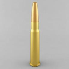 .303 Cartridge 3D Model