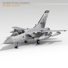 ADV RAF 3D Model