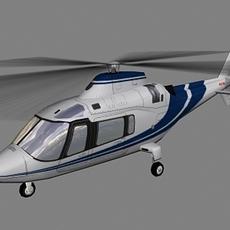 Agusta V3 3D Model