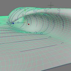 Wave Pro 1.5 3D Model