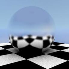 Glossy Reflection for maya software render for Maya 1.0.2