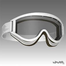 Motocross Goggles 3D Model