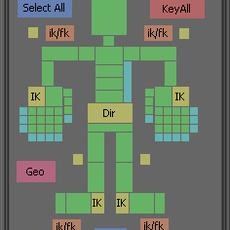 abxPicker (2011+) for Maya 2.5.2 (maya script)