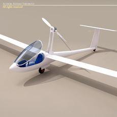 Antares 20E 3D Model