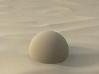 Sand Shader for Maya 1.0.0