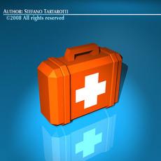 Medic kit 3D Model