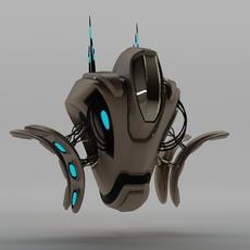 Robot LT300 3D Model