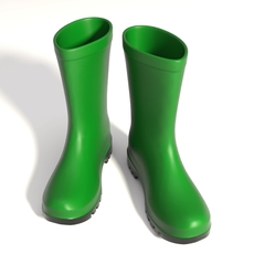 Wellington high quality 3D Model