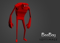 BeeBoy for softimage 2011 for Xsi 2.1.1