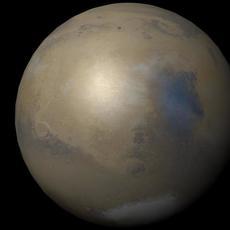Planet Mars 3D Model