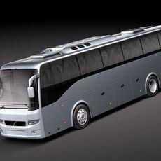 Volvo 9700 3D Model