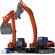 excavator collection 4 3D Model
