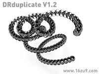 DRduplicate for Maya 0.1.2 (maya script)