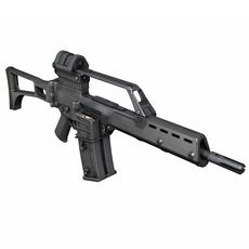 HK G36 - Assault Rifle 3D Model