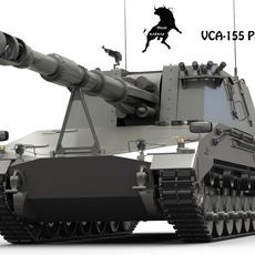 VCA-155 Palmaria 3D Model