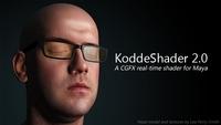 Kodde Shader v2.0 for Maya 2.0.3