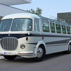 Skoda 706 RTO Lux  3D Model