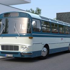 Karosa SD11 (1965) 3D Model