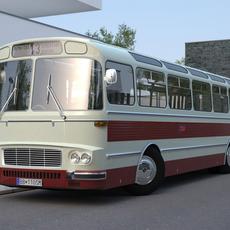 Karosa SM11 (1965) 3D Model