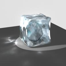 Ice Shader for Maya 0.0.1